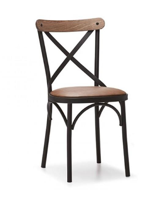 Cross Metall Stuhl