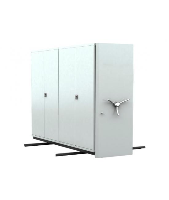 7113-K710 Compact Archivschrank